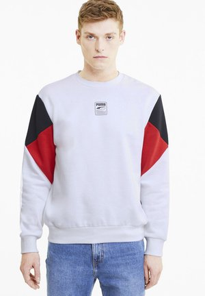 REBEL  - Sweatshirt - white
