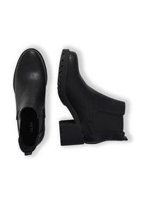 ICHI - Classic ankle boots - black - 3
