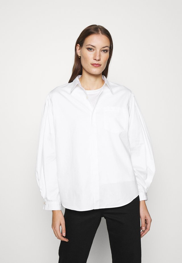 SERENE SHIRT - Blouse - white