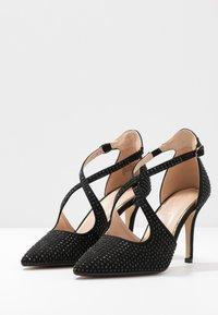 Head over Heels by Dune - CAROLIINA - High heels - black - 4