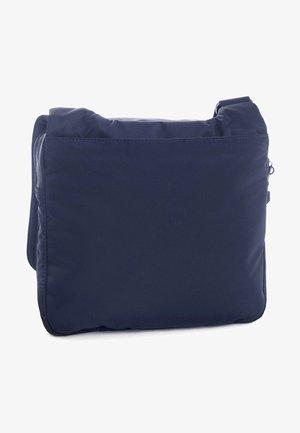 INNER CITY SPUTNIK  - Across body bag - dress blue2
