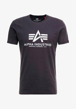T-shirt print - iron grey