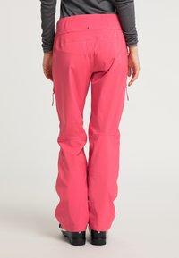 PYUA - Trousers - grapefruit pink - 2
