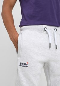Superdry - Tracksuit bottoms - ica marl - 3