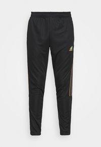 adidas Performance - TIRO PRIDE - Pantaloni sportivi - black - 3