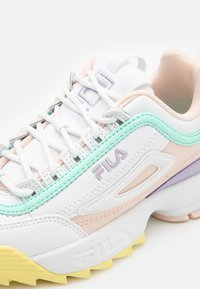 Fila - DISRUPTOR KIDS - Sneakers - multicolour - 5
