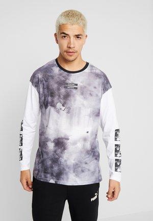 JCOAOP - Långärmad tröja - white