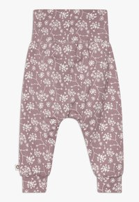 Müsli by GREEN COTTON - CONIUM PANTS - Trousers - quail - 1