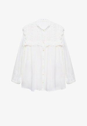 JULIETA - Košile - blanco roto