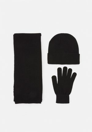 SET - Scarf - black