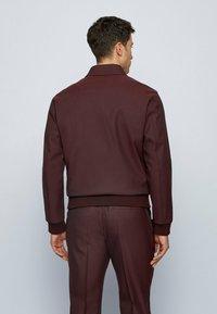BOSS - Summer jacket - dark red - 2