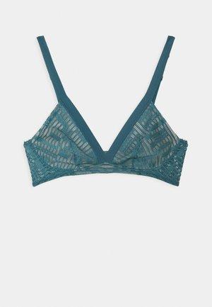 SEVEN SOFT BRA - Triangel-BH - mineral blue