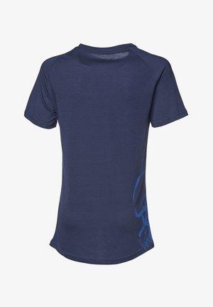 BIG PEAKS - TEENS - T-shirt med print - navy