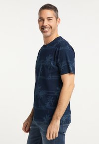 Pioneer Authentic Jeans - T-shirt print - indigoblue - 3