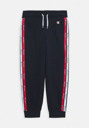 AMERICAN TAPE RIB CUFF PANTS - Tracksuit bottoms - navy