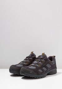 Jack Wolfskin - VOJO HIKE 2 TEXAPORE LOW - Obuwie hikingowe - phantom - 2