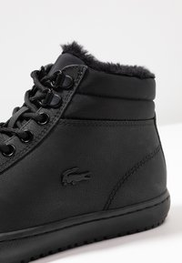 Lacoste - High-top trainers - black - 2