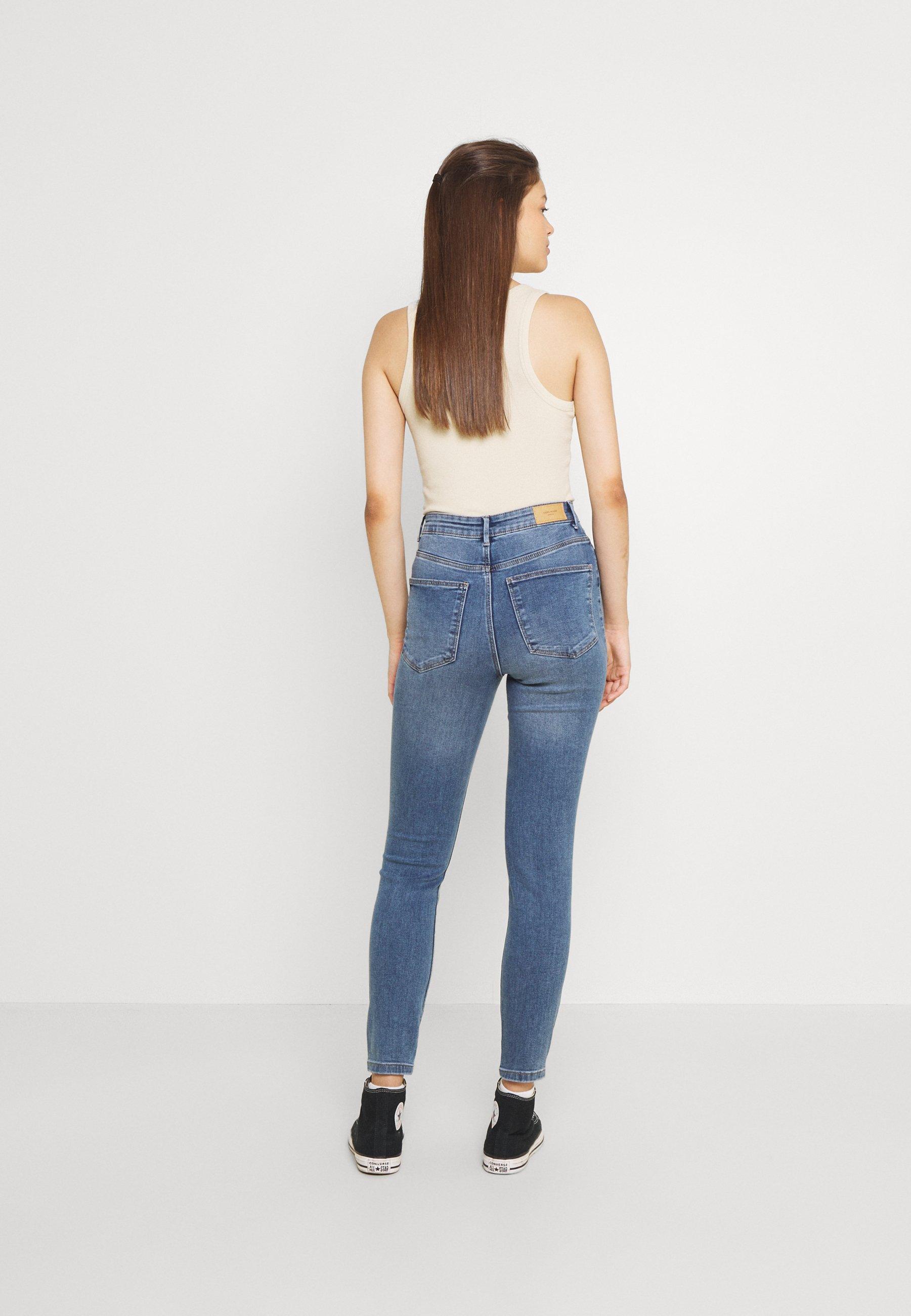 Damen VMSANDRA - Jeans Skinny Fit
