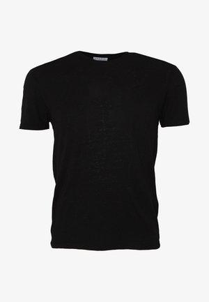 CLASH TEE - Basic T-shirt - noir