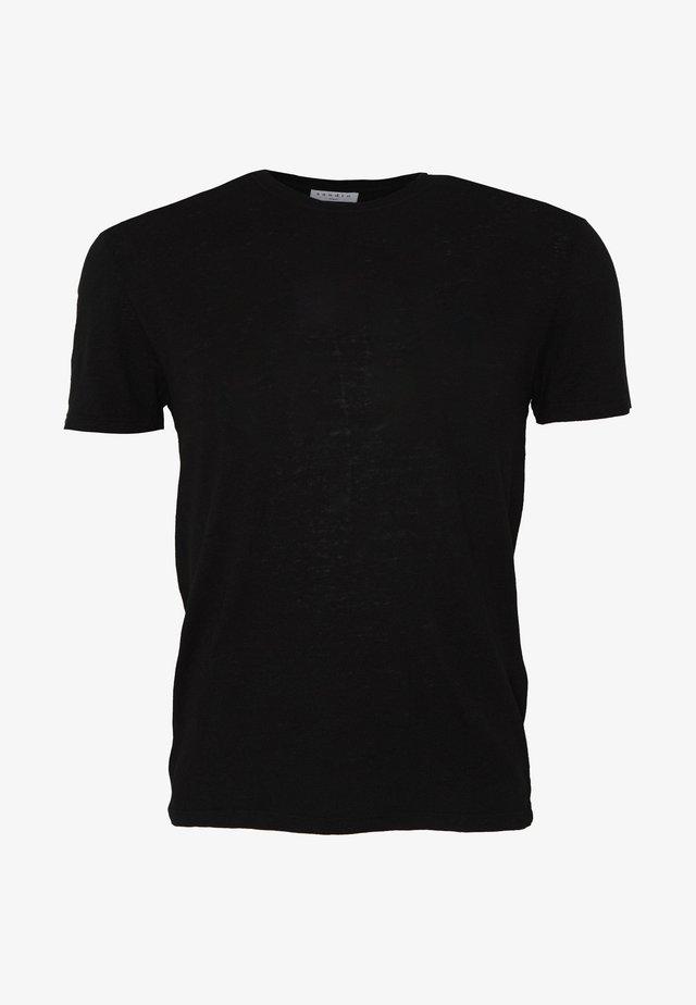 CLASH TEE - T-shirts basic - noir