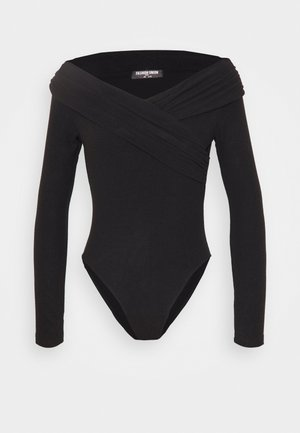 SWIFT - Long sleeved top - black