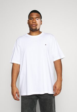 CORE STRETCH CNECK TEE - T-shirts - white