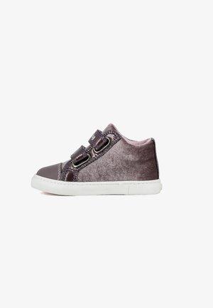 9657 - Zapatos de bebé - mottled pink/mottled grey