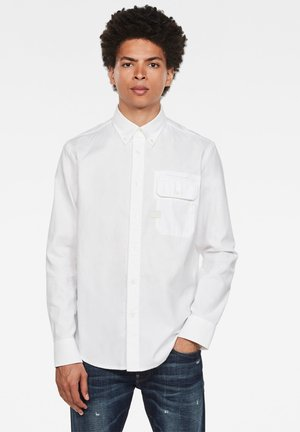 BRISTUM  - Shirt - white/white oxford