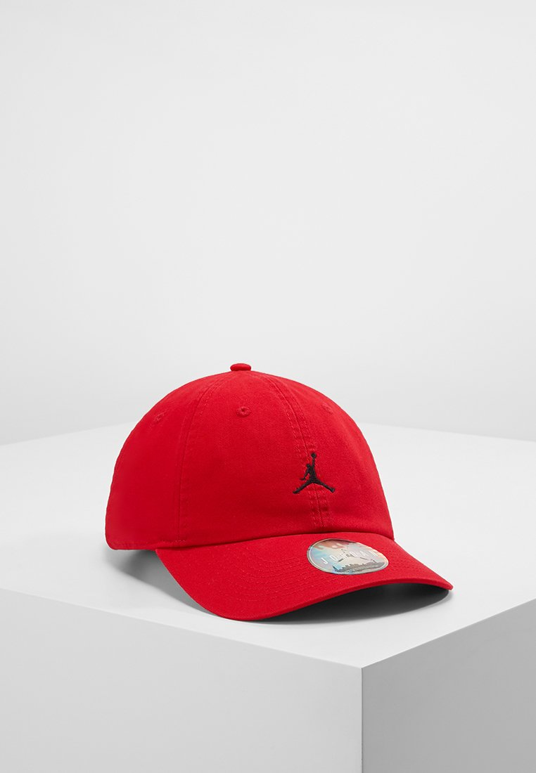 Jordan - JUMPMAN FLOPPY - Kšiltovka - gym red/black