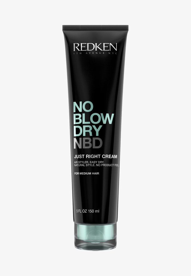 NO BLOW DRY JUST RIGHT CREAM - Stylingprodukter - -