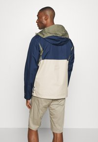 Columbia - INNER LIMITS™ JACKET - Veste Hardshell - ancient fossil/coll navy/stone green