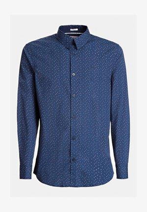 Camisa - mehrfarbig, grundton blau