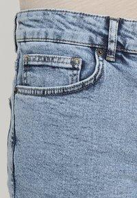 YOURTURN - Denim shorts - moon washed - 5