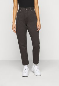 Dr.Denim Petite - NORA PETITE - Relaxed fit jeans - graphite - 0