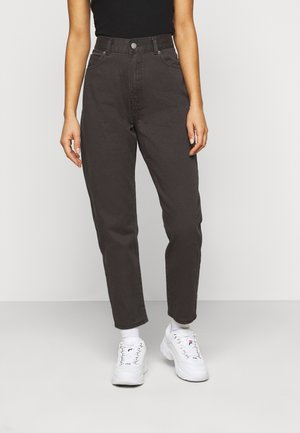 NORA PETITE - Jeans relaxed fit - graphite