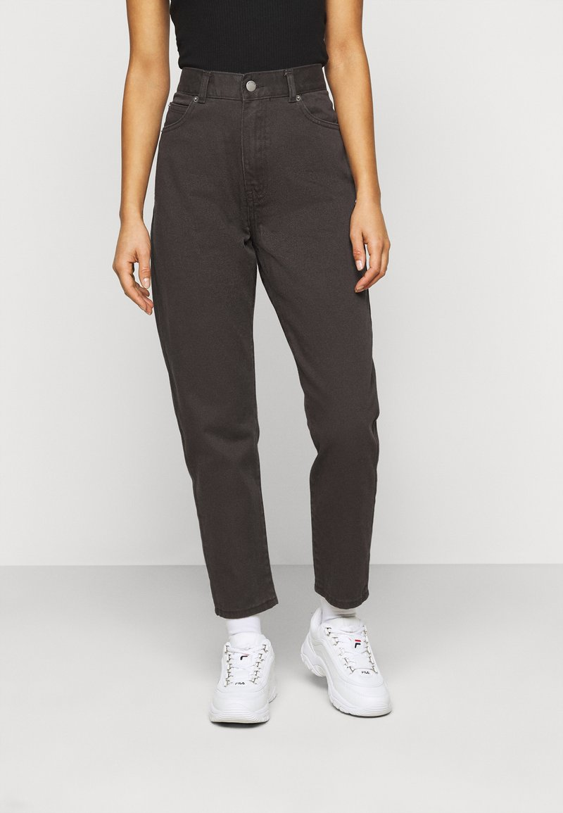 Dr.Denim Petite - NORA PETITE - Relaxed fit jeans - graphite