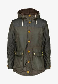 Barbour - GAME WAXED - Parka - oliv - 0