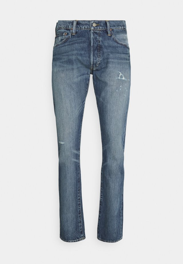 SULLIVAN - Jeans a sigaretta - blue denim