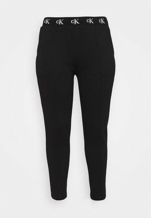 LOGO TRIM PANT - Leggings - Trousers - beh