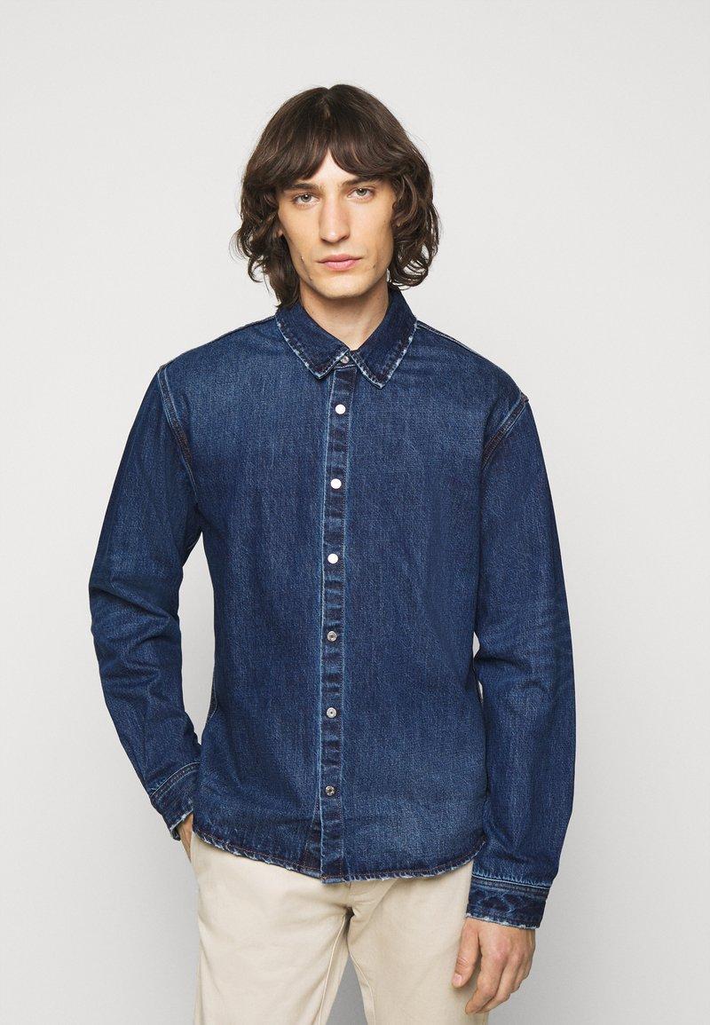 The Kooples - Overhemd - blue denim