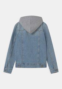 Cars Jeans - TREY - Džínová bunda - light-blue denim - 1