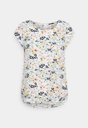 ONLVIC - T-shirts med print - cloud dancer/kia ditsy