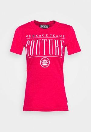 Print T-shirt - ciliegia