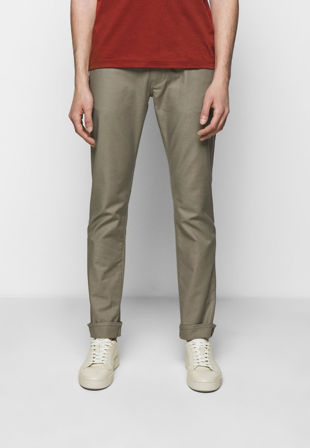 POCKETS PANT - Chinos - beige