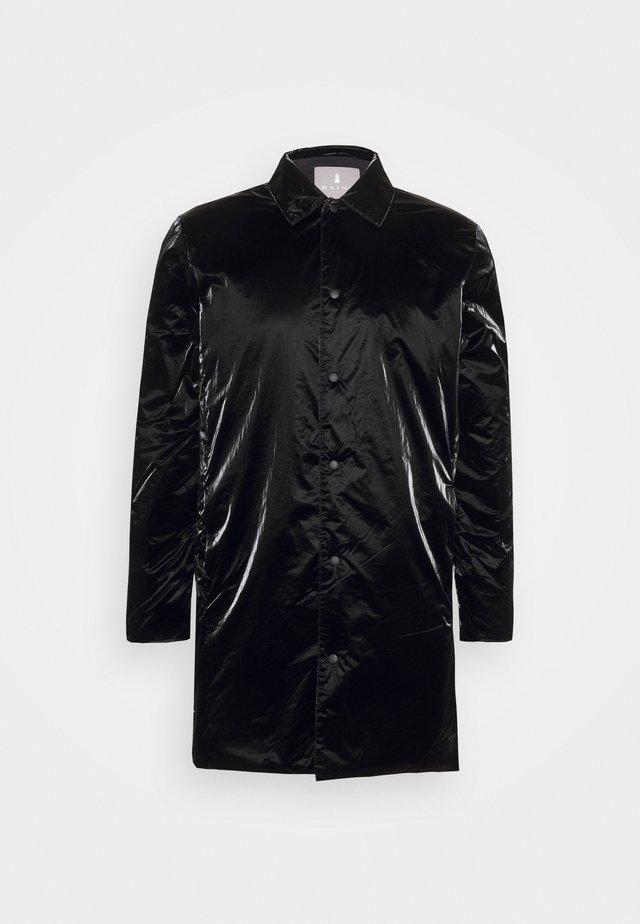 DRIFTER COAT UNISEX - Krátký kabát - black