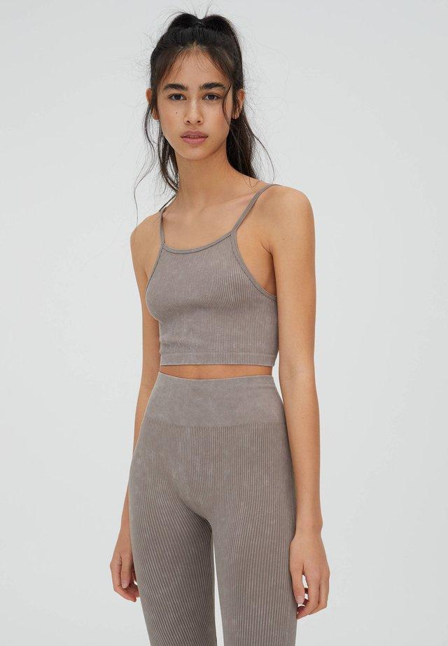 PATENTMUSTER - Top - grey