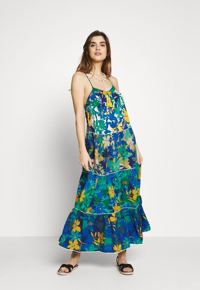STRAPS LONG DRESS - Accessoire de plage - multicolor