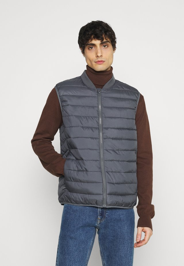 SULESS - Bodywarmer - medium grey
