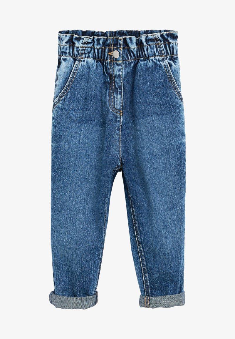 Next - Relaxed fit jeans - dark-blue denim