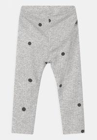 Name it - NBMDANIEN 3 PACK - Leggings - Trousers - castor gray/desert palm/grey - 1